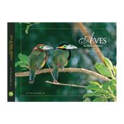 Livro Aves-da-Mata-Atlântica Volume 1 Coleção Aves do Bioma Brasileiro Aves e Fotos Editora por Edson Endrigo