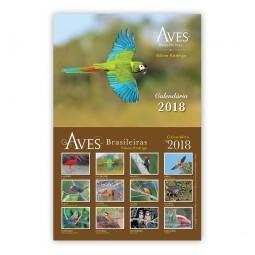 Calendário Aves Brasileiras 2018