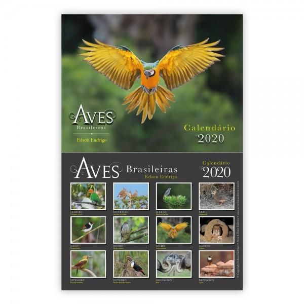 calendario-2020-aves-e-fotos-editora