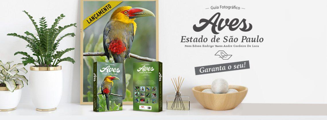 Lançamento Guia Fotográfico AVES – Estado de São Paulo